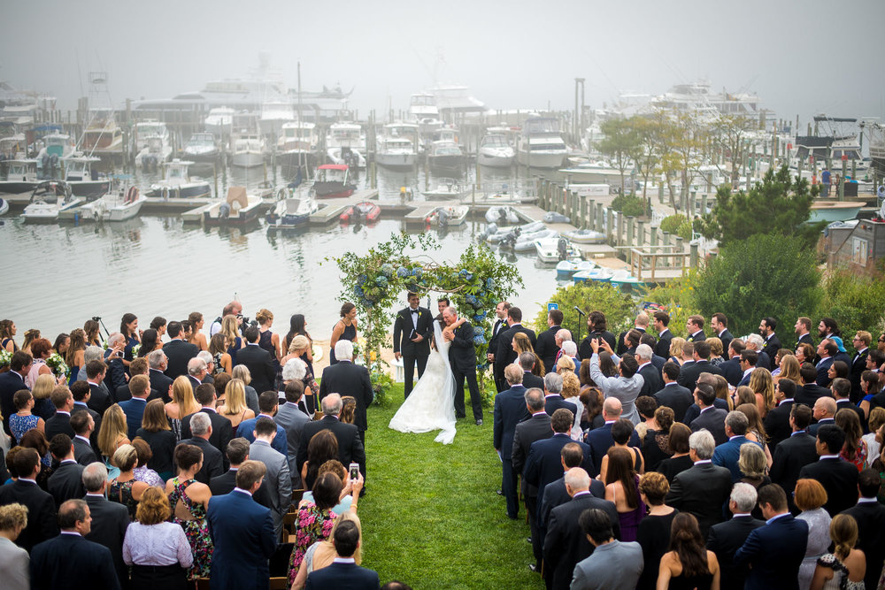 Montauk Lake Club Wedding