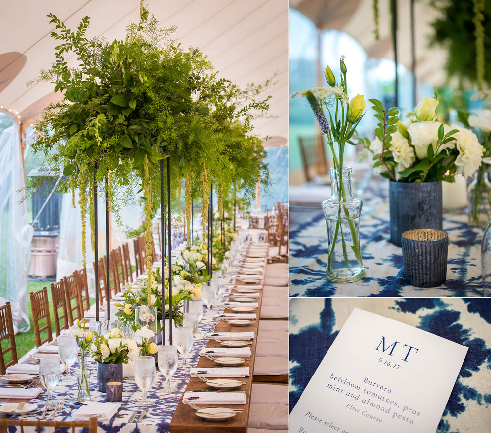 MMontauk Lake Club Wedding
