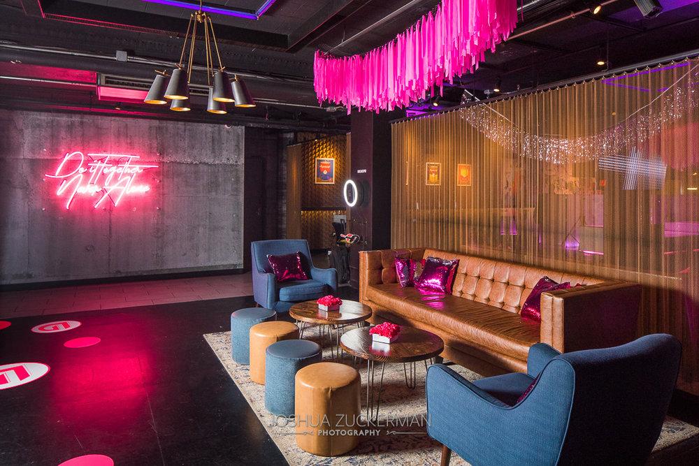 Bat Mitzvah Lounge SPIN