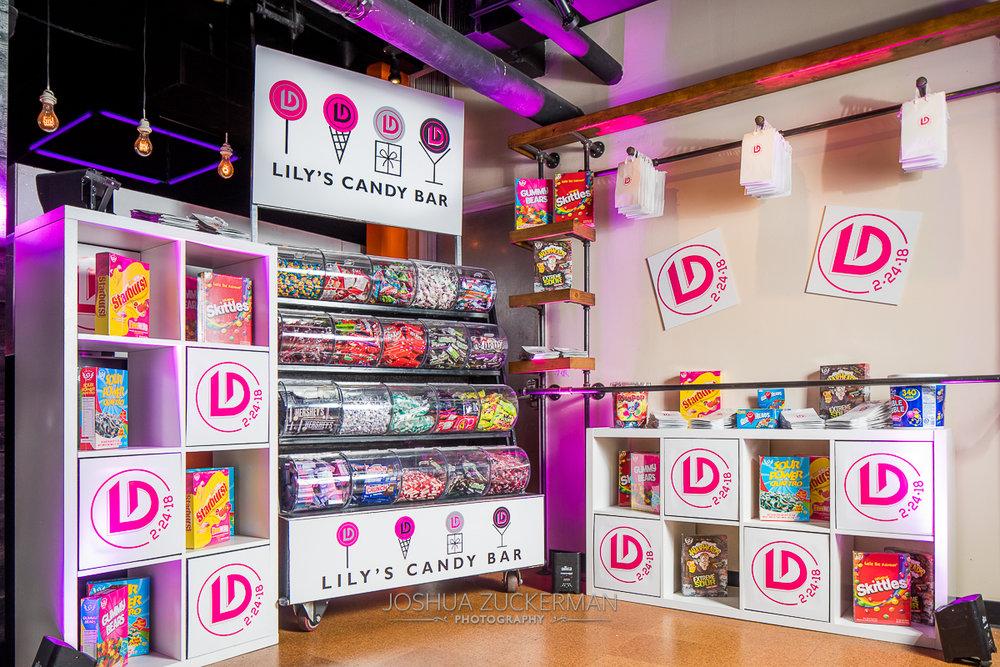 Bat Mitzvah Candy Shop