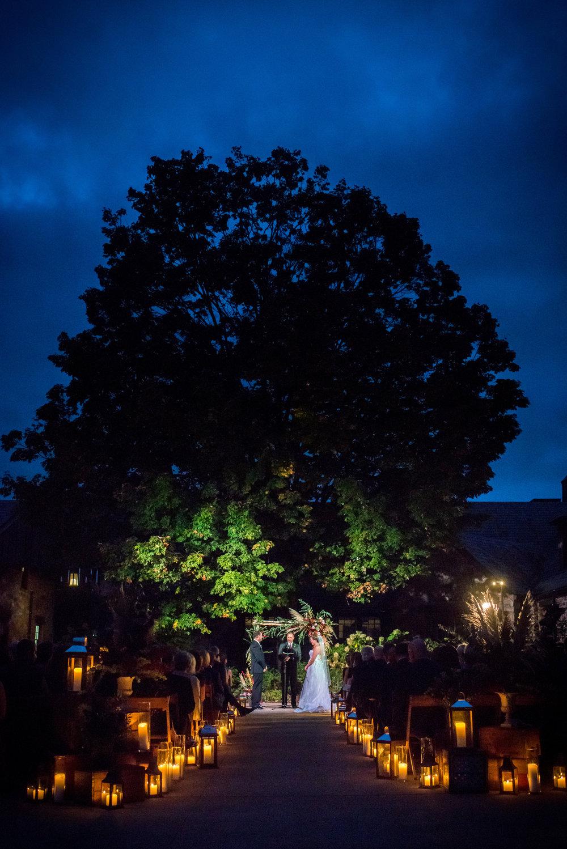 Rustic Romance at Blue Hill