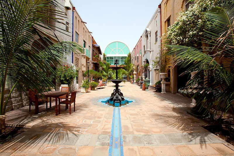 The Courtyard, Dubai