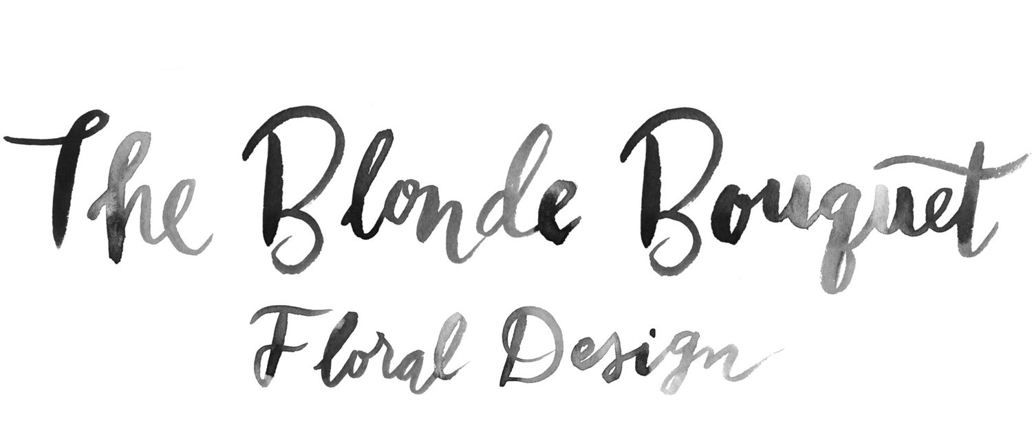 The Blonde Bouquet Floral Design