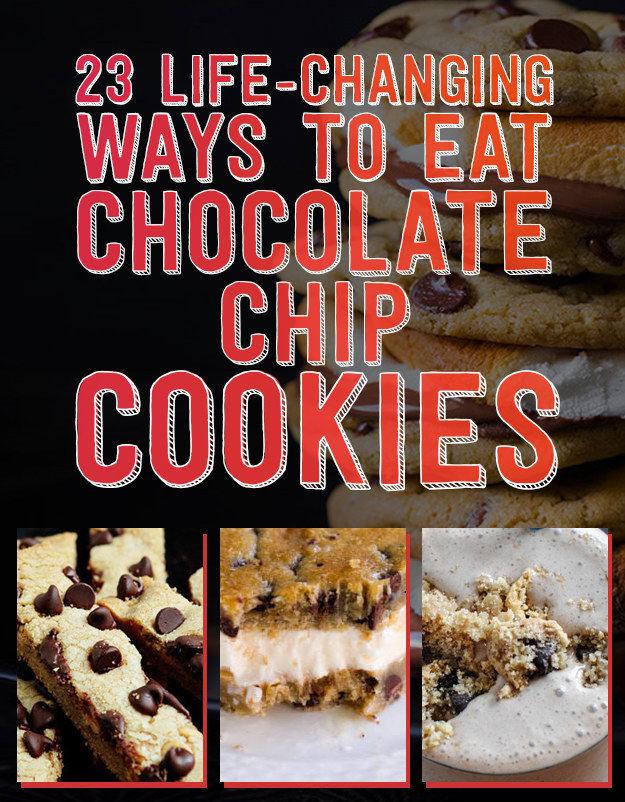 Chocolate Chip Cookies 4 Prez