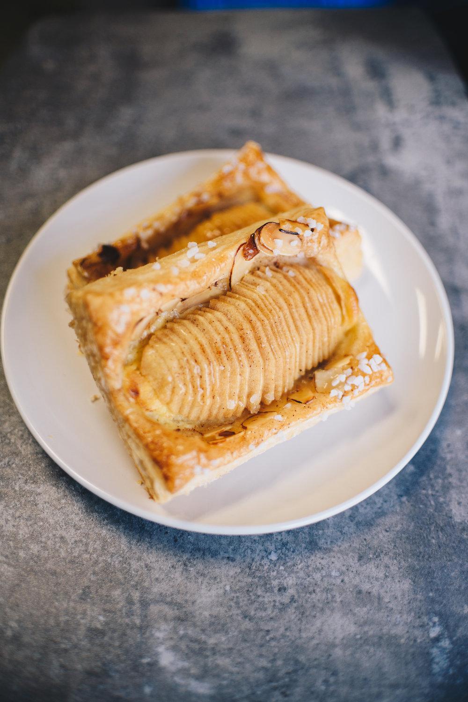 apple puff tart