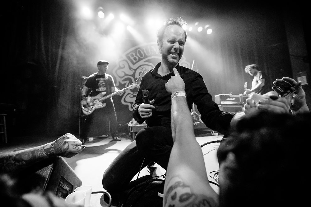 THE BOUNCING SOULS + THE BUNNY GANG