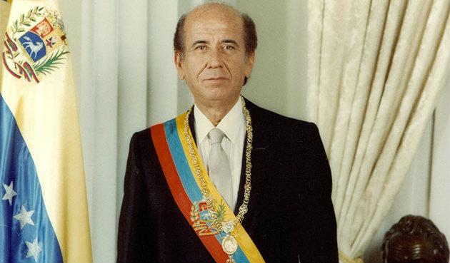 Carlos Andrés Peréz