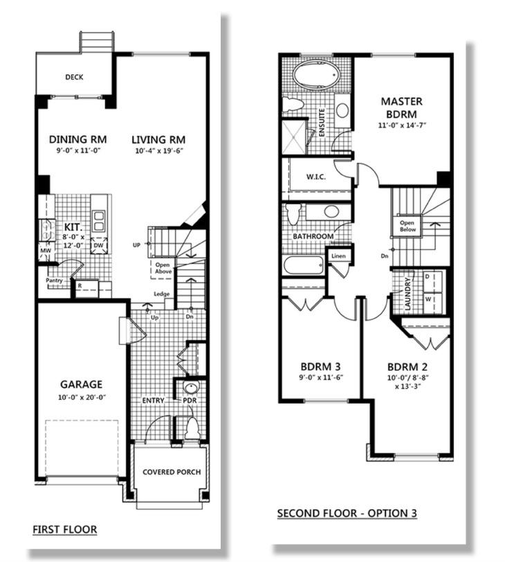 Eton floorplan