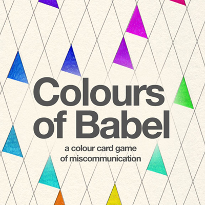 Colors of Babel  Dimitris Mylonas