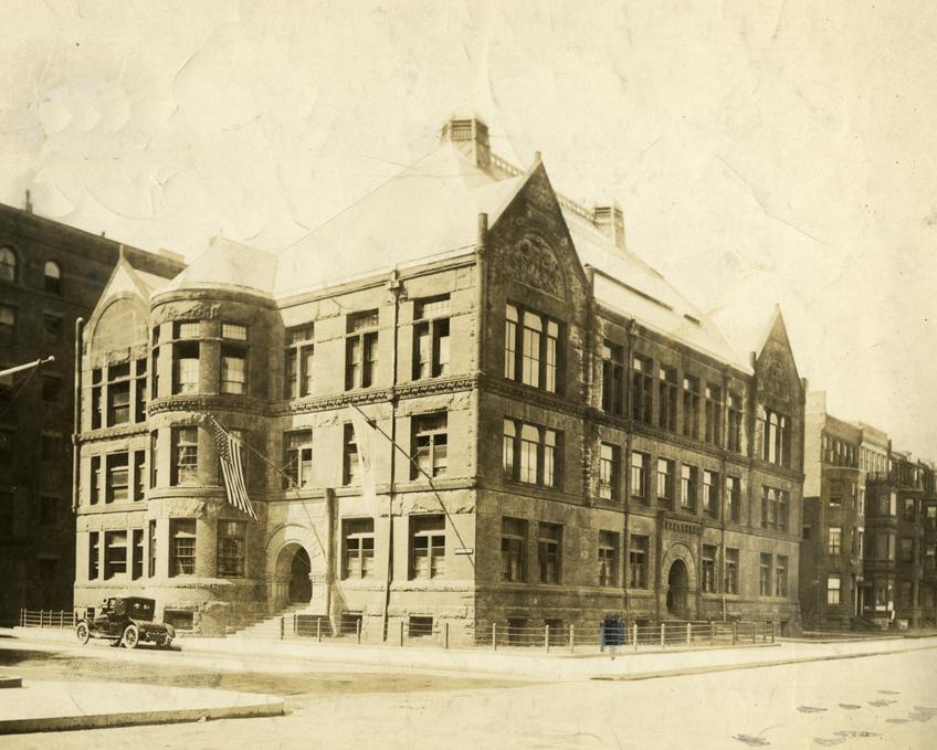 THEN Massachusetts Normal Art School