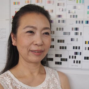 Setsuko Horiguchi  Editor-in-Chief, Season Color Image Nippon Color & Design Research Institute Tokyo, Japan