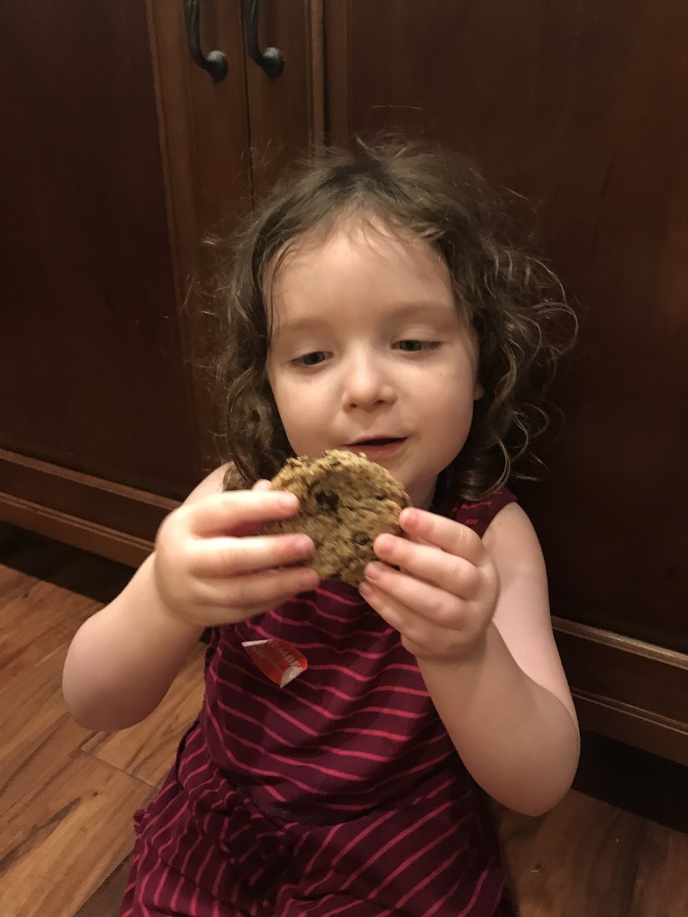 Cookies are Cora approved! -