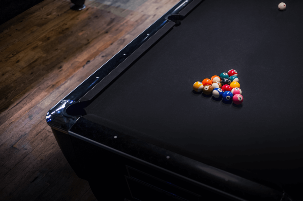 POOL TABLES -