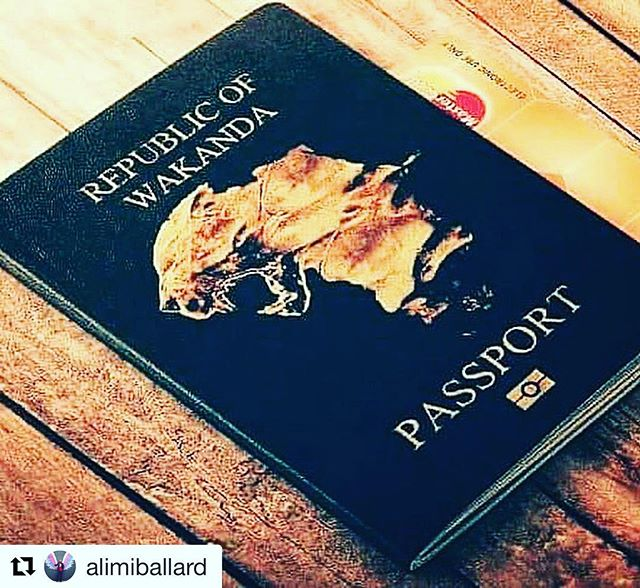 Yes please! LOL  #Repost @alimiballard with @get_repost ・・・ Liiiiiiiiiisten Man.. 🙅🏾🌍🙅🏿‍♂️ I'm jus sayin family 😆 #WakandaForever #DualCitizenship 😅🤷🏾‍♂️ #Wakanda #BlackPanther #ImJustSaaaayin