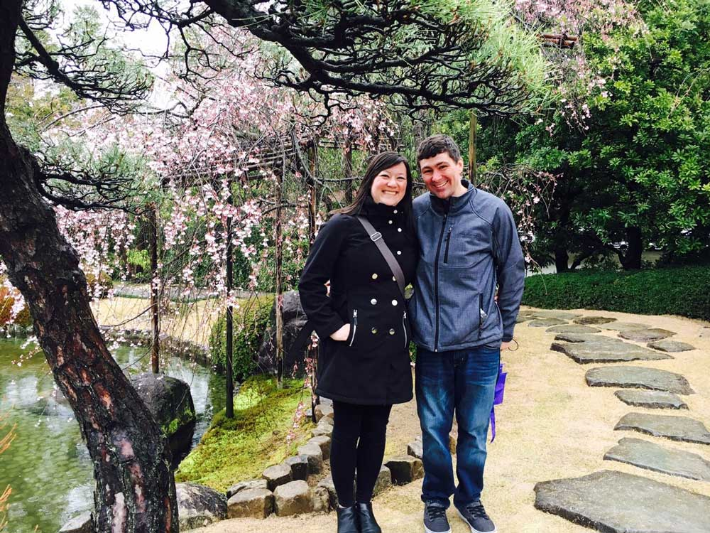 Himeji Japan Cherry Blossoms