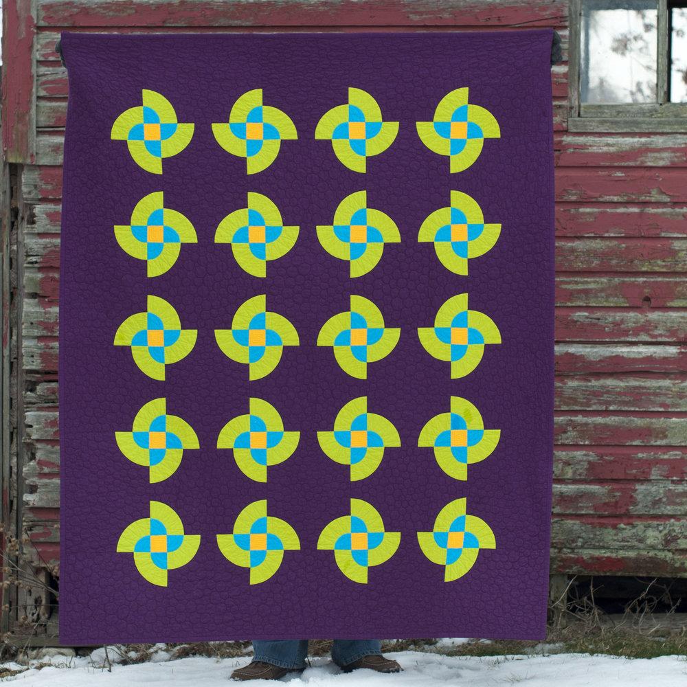 Atomic Pinwheels - 2013