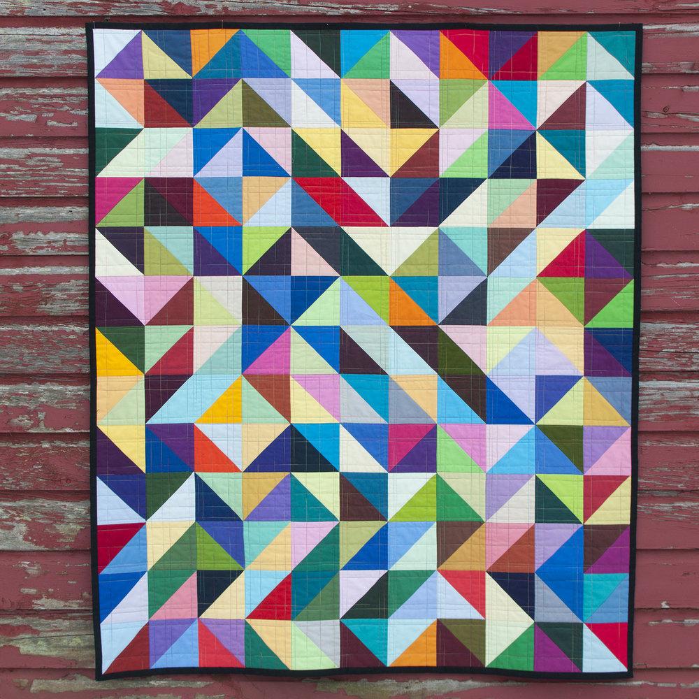 Random Triangles - 2017