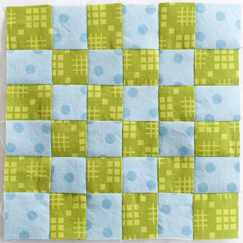 Splendid Sampler 12 Pat Sloan - Checkerboard.jpg
