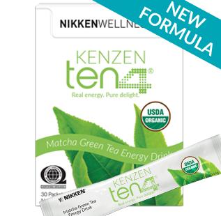 Kenzen Ten4® Energy Drink Mix -
