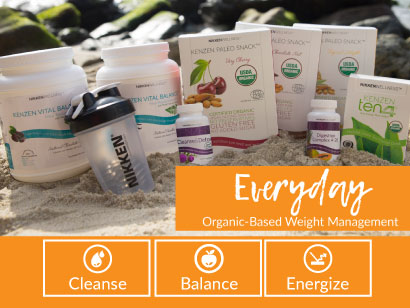 Organic-Based Weight Management Pack -