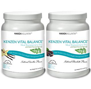 Kenzen Vital Balance - Our loves!