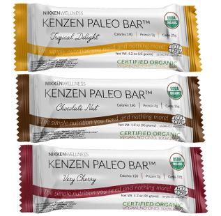Kenzen Paleo Bar® - Only 4 Ingredients!