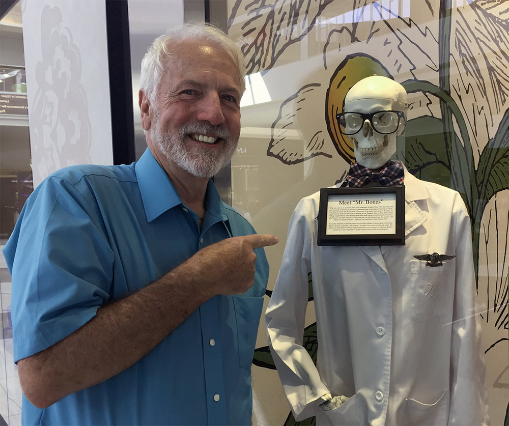 Dr. Gary & Mr. Bones