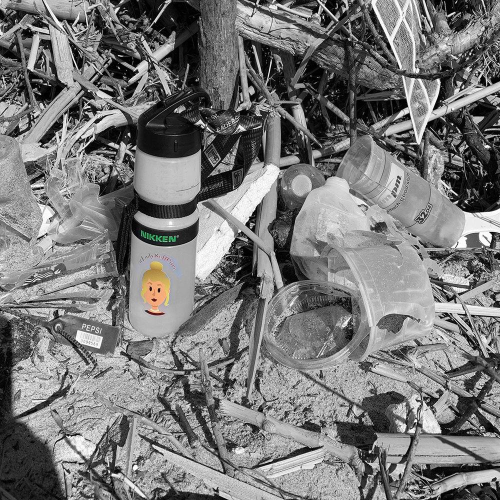 The Nikken Sport Bottle is 100% biodegradable
