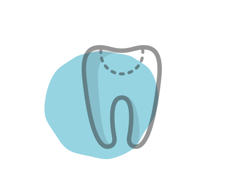 →  Ready to get started?  Request an  appointment with a dentist today.