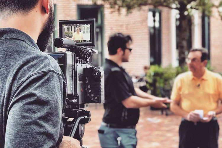 VIDEOGRAPHY   From social content to live events to featured commercials, we do it all. Professional videography can help take your product or company to the next level.  Our teams use the latest  technologies to give you the edge.