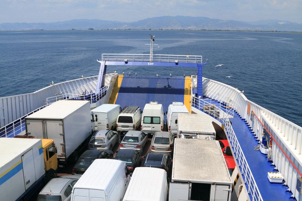 Envio de Vehiculos a Centro America