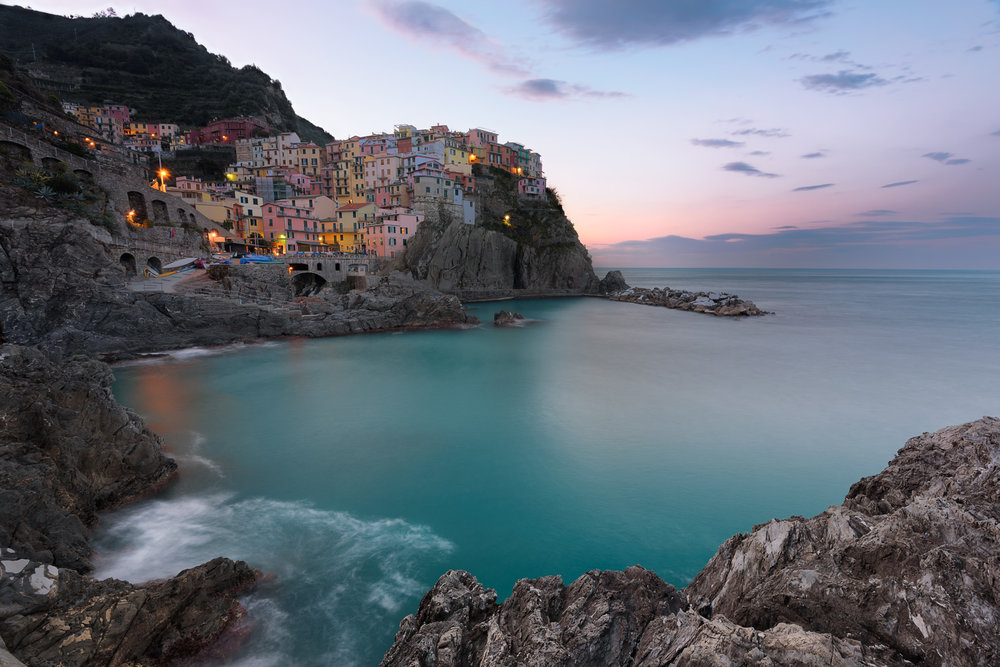 Good morning Manarola