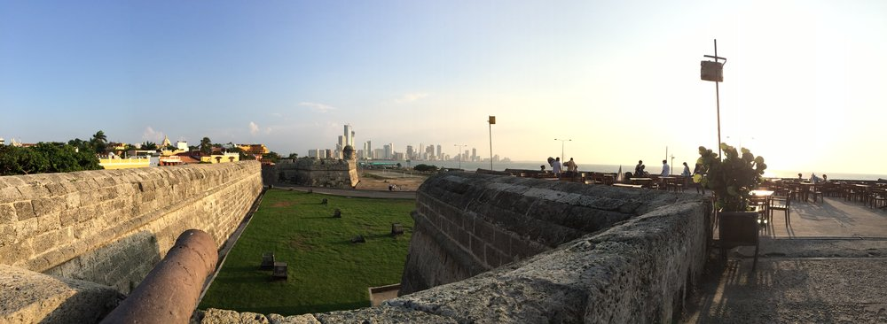 Old Cartagena v. New Cartagena