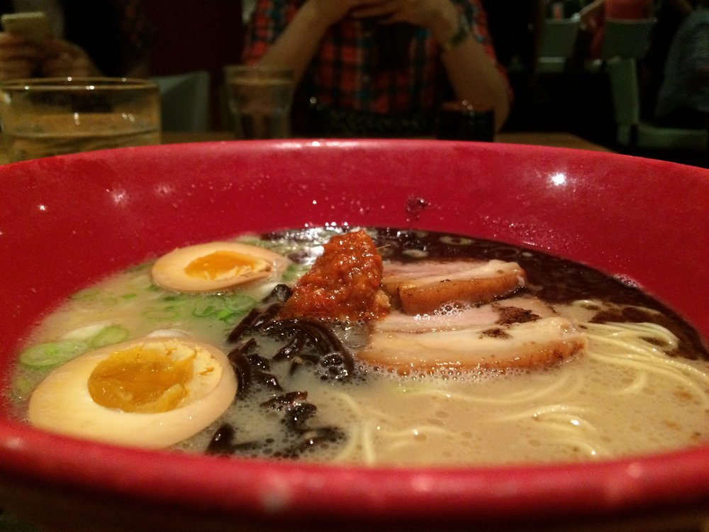 """""""Now let's see if this lives up to- oh sh**."""" (Ippudo)"""