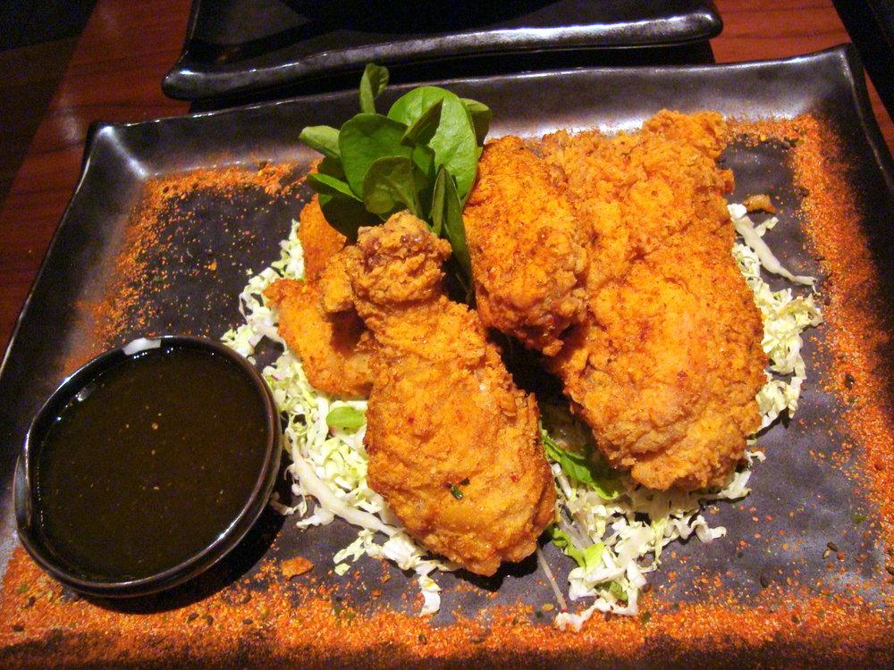Same chicken, less fancy. (H.C.,CC)