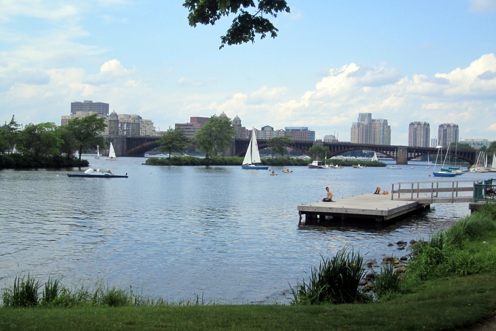 What  can't  you do on the Charles? ( Wally Gobetz ,  CC )