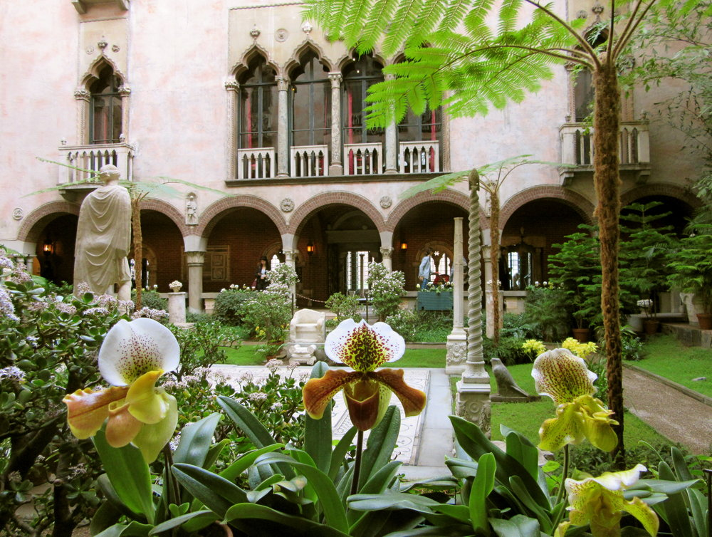 Isabella Stewart Gardner Museum - Okay maybe not so much w/ the A/C. (Putneypics, CC)