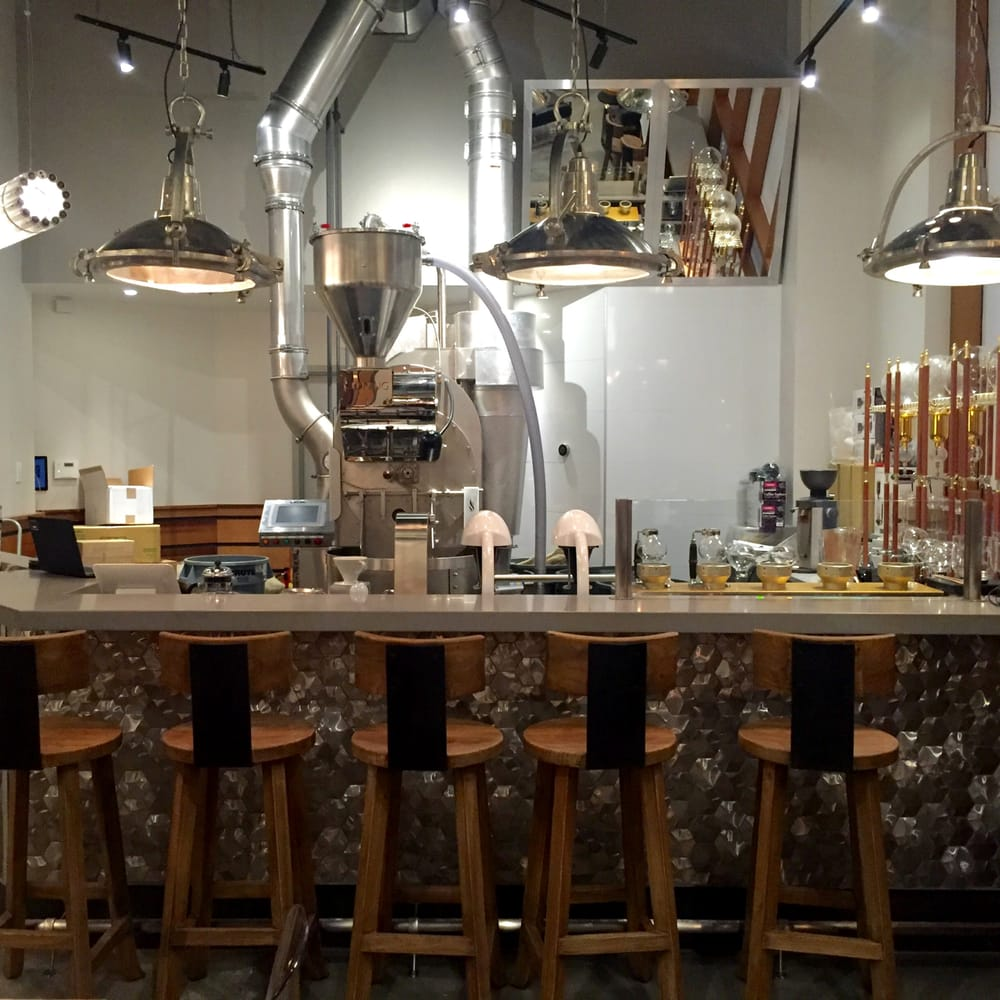 Jaho Coffee Roasters & Wine Bar - It's like a comfy chemistry lab, except they're just making coffee. Also, wine. (Anil M, Yelp)