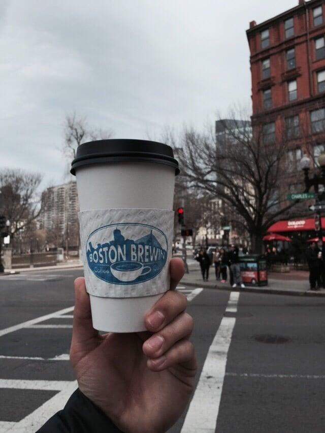 Boston Brewin' Coffee - So. Much. Love. (Phillip S, Yelp)
