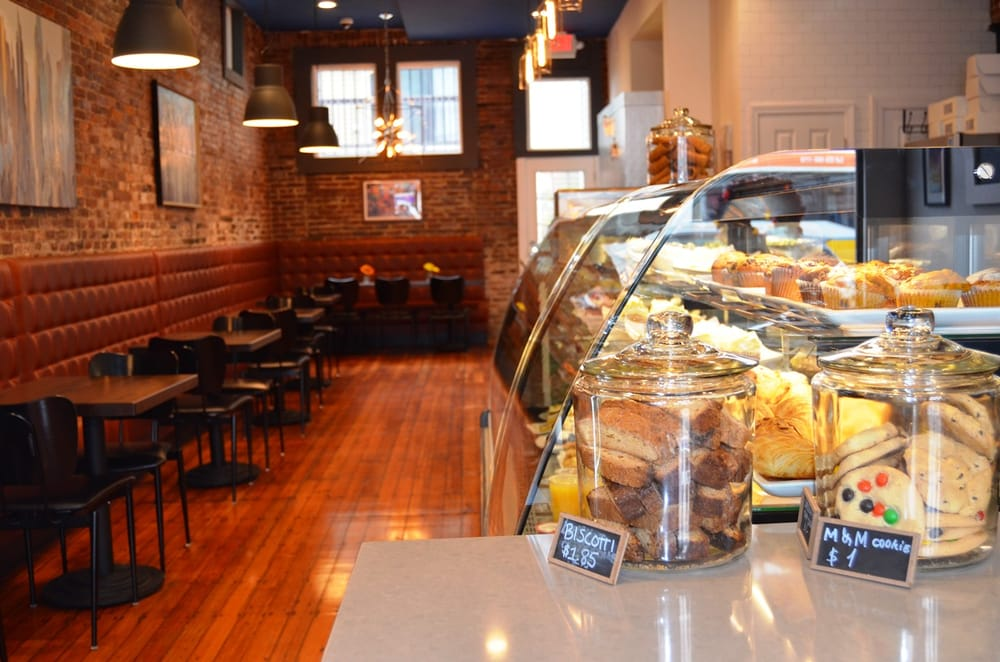 Broadway's Pastry & Coffee - South Boston's very own. (via Yelp)