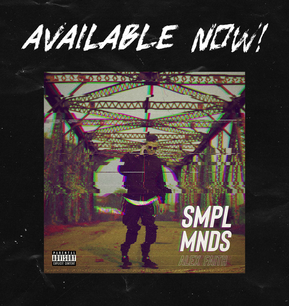 #SMPLMNDS - Available for stream on Apple Music and Spotify. Available for purchase online, wherever music is sold.
