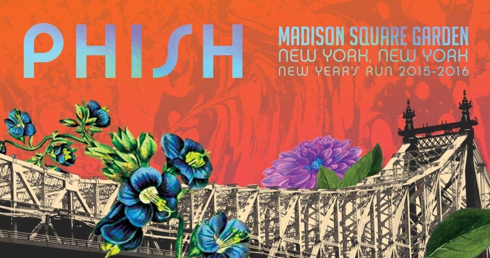 Phish ticket designs become collectibles