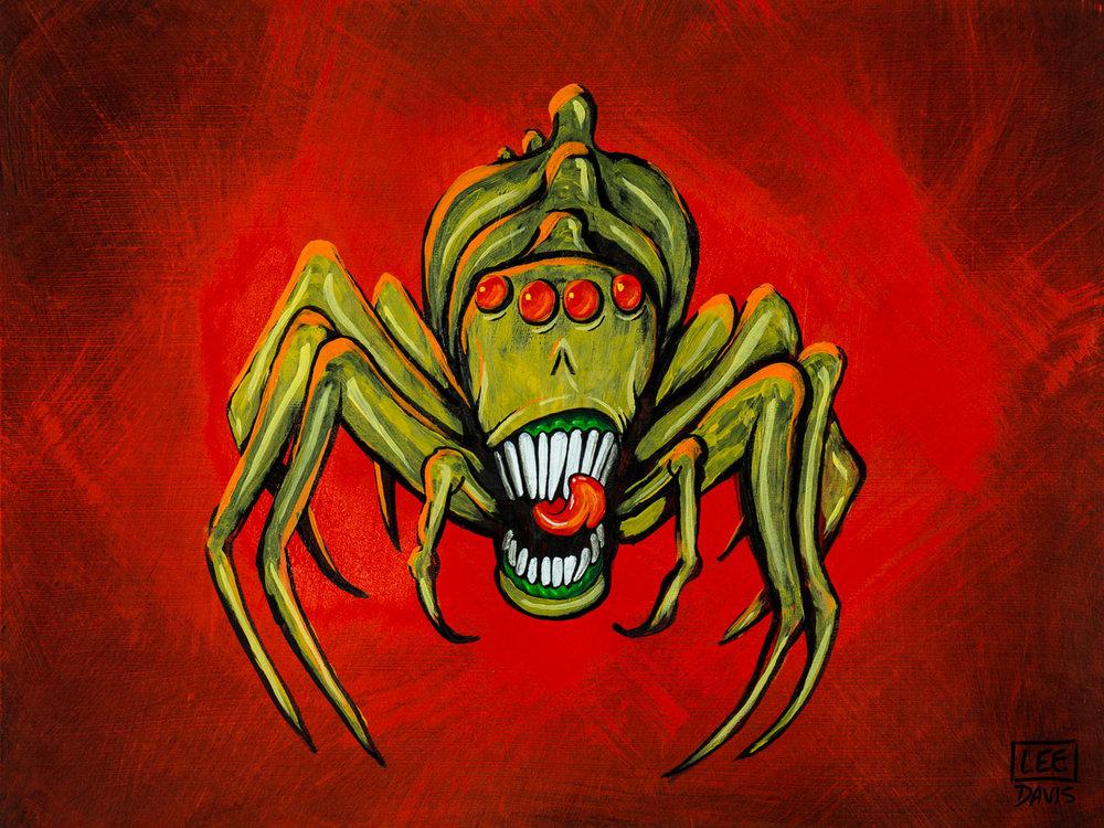 Cryptococcus Spider