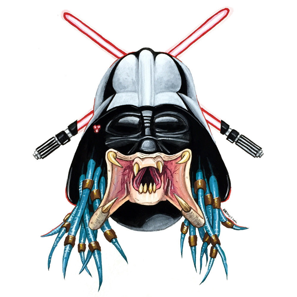 Darth Predator