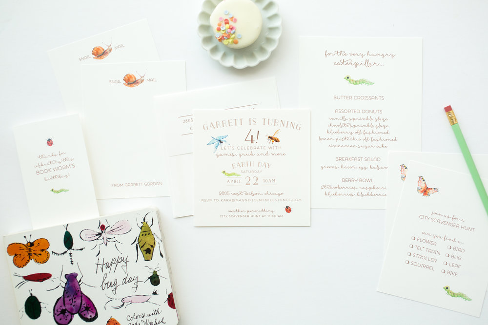 magnificent milestones | celebration | birthday collection