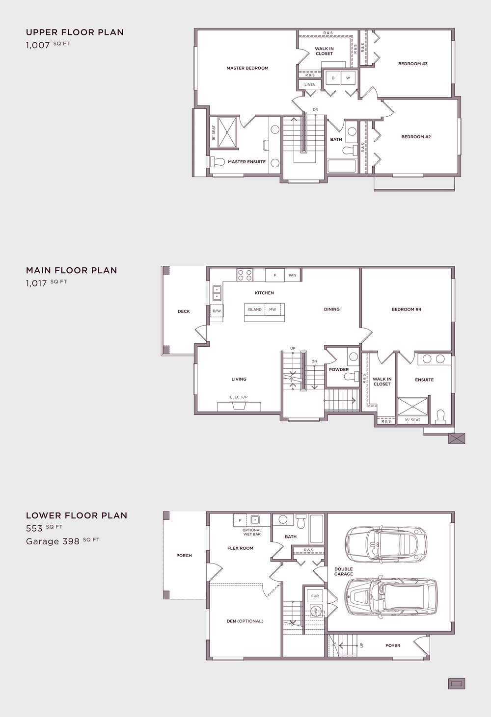 Plan B Alt Imperial Townhome