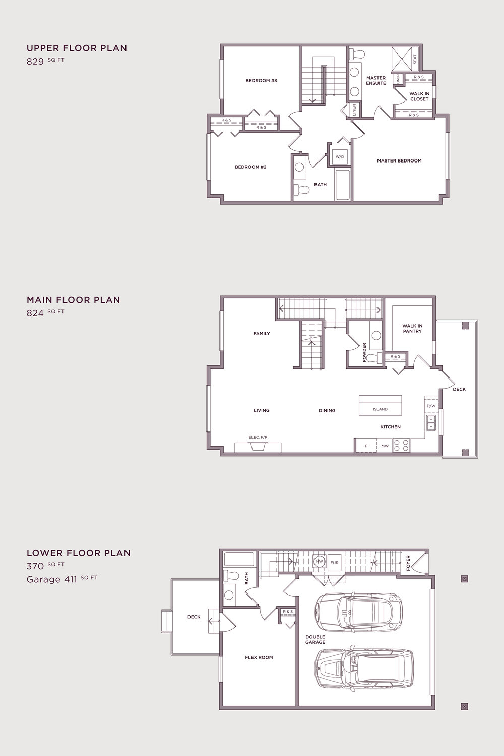 Plan B Imperial Townhome