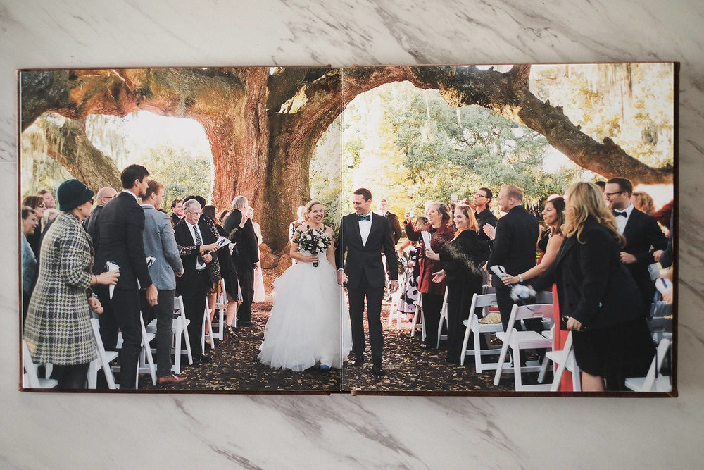 Show off your love with Beautiful, 10 x 20 full spread images