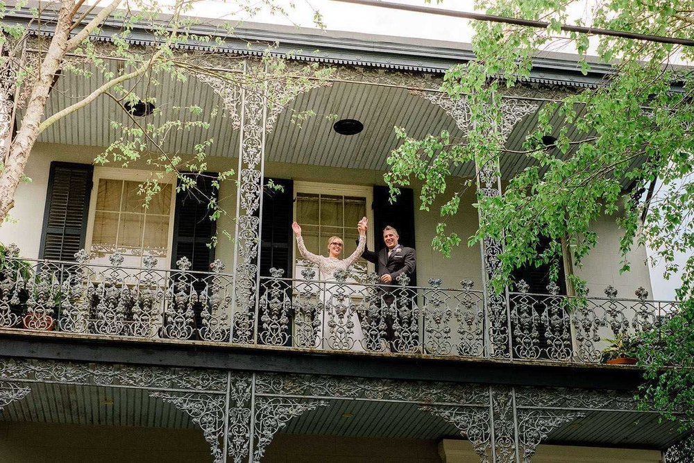 Elopement Photographer in New Orleans