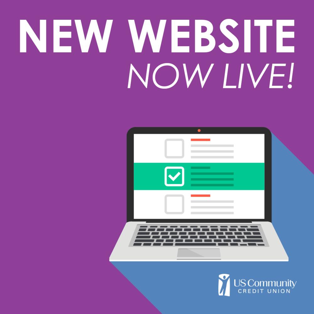 New website now live!